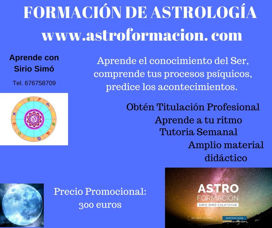 FORMACIÓN DE ASTROLOGÍA ONLINEwww.astroformacion. com